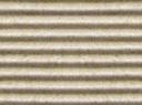 波型のボール紙のパターン