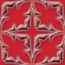 十字のパターン