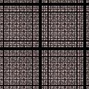 縦横チェックのパターン