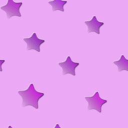 ランダムな星のパターン