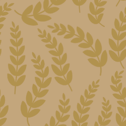 ランダムな葉っぱのパターン