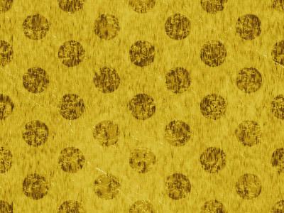 グランジな水玉のパターン