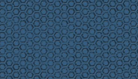 グランジな六角形のパターン