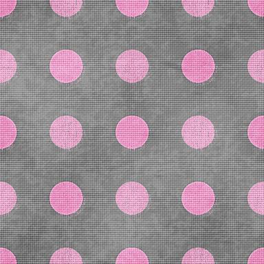 ファブリック風のグランジドットパターン