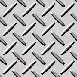 縞鋼鈑のパターン