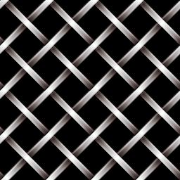 金網のパターン