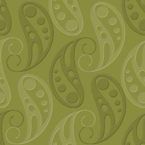 ペイズリーのパターン