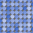 ドットのパターン
