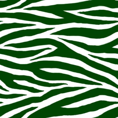 ゼブラ柄のパターン