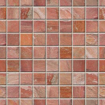 写真から作った石でできたタイルのパターン