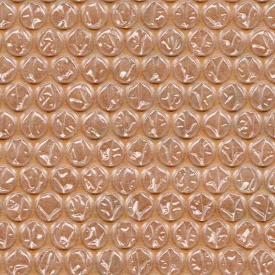 プチプチの緩衝材のパターン