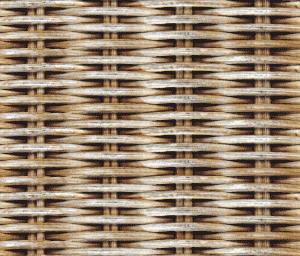 写真から作った編みかごのパターン