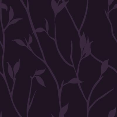木の枝のシルエットのパターン