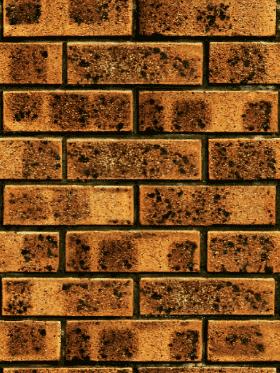 写真から作ったレンガのパターン