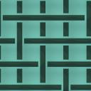 網目模様のパターン