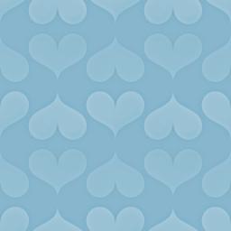 ハートのパターン