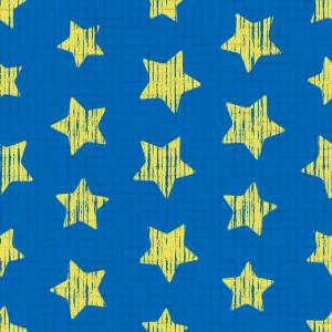 グランジな星のパターン