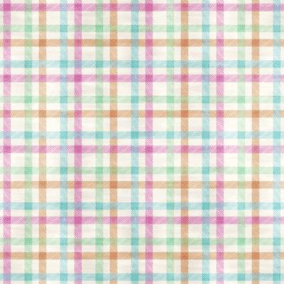 カラフルなチェックのパターン