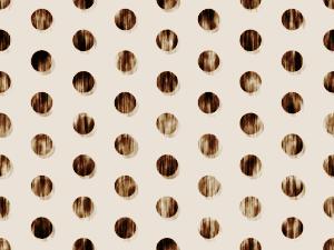 グランジなドットパターン