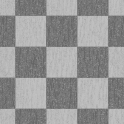 質感のある市松模様のパターン
